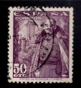 Spain Scott 753 Used Stamp