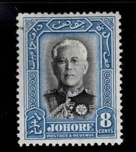 MALAYA-Jahore Scott 127 Mint Hinged, MH*