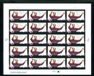 US Scott #3839 Henry Mancini   MNH VF Sheet of 20