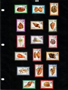 Belize Selection of 31 Stamps/8 Sheets MH/MNH/Used (SCV $34.40) Starting at 5%