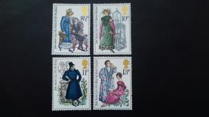 Great Britain 1975 The 200th Anniversary of the Birth of Jane Austen, NoveliMint