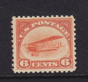 C1 VF+ original gum mint never hinged with nice color cv $ 130 ! see pic !