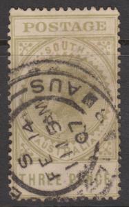 South Australia Sc#148 Used Perf 12