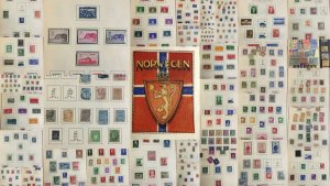 NORWAY Good 1850s/1950s M&U Collection(Appx 500 Items)GM639