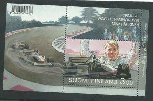 Finland 1098   SS   M NH VF 1999 PD