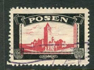 GERMANY; Early 1900s fine Pictorial special Colonies issue used value