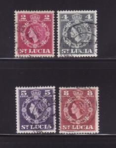 St Lucia 158, 160-161, 163 U Queen Elizabeth II (A)