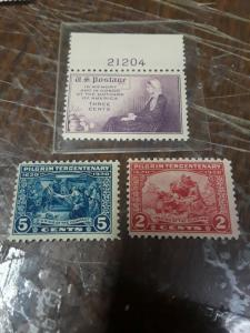 USA Mint NH Stamps 1920/34