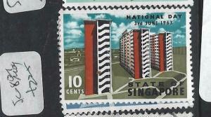SINGAPORE  (P1404BB)  QEII  SG 80-1   MOG