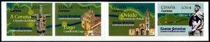 HERRICKSTAMP NEW ISSUES SPAIN St. James' Way Self-Adhesive Booklet