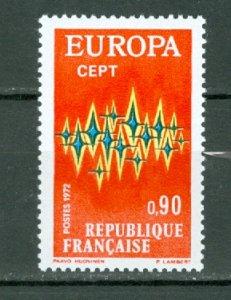 FRANCE 1972 EUROPA #1341...MNH..$0.50