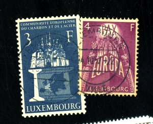 LUXEMBOURG #316 331 USED FVF Cat $ 35