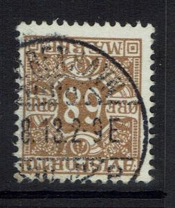Denmark SC# P7, Used -  Lot 032617