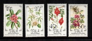 South West Africa    641 - 644  MNH cat $  3.45