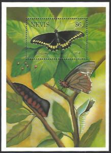 Nevis #803 MNH Souvenir Sheet cv $5.75