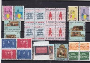 Suriname Stamps Ref 14074