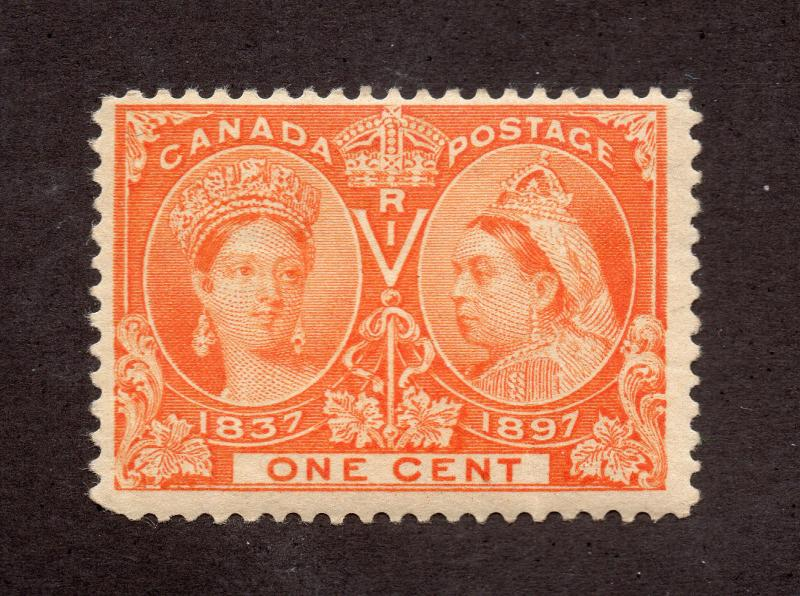 Canada - Sc# 51 Mint never hinged (pencil on back/ gum crease) - Lot 0317066