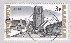 Belgium 708 Used Gothic Church (BP14318)