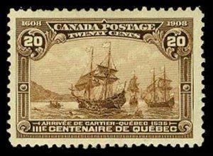 CANADA 103  Mint (ID # 62412)