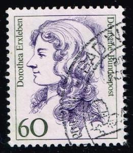 Germany #1481 Dorothea Erxleben; used (0.25)