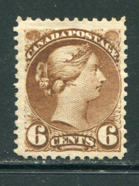 Canada #39d   VF Mint