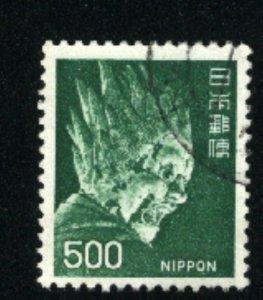 Japan 1085 used  1971-75 PD