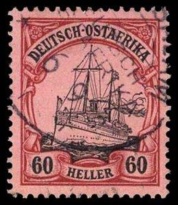 GERMAN EAST AFRICA 29  Used (ID # 96386)