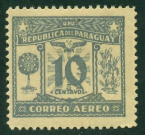 Paraguay 1935 #C63 MH SCV (2018) = $0.25