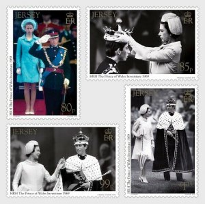 H01 Jersey 2019 The Investiture of HRH The Prince of Wales  MNH Postfrisch