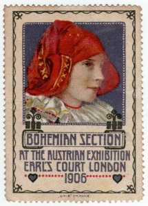 (I.B) Cinderella Collection : Austrian Exhibition (Earl's Court 1906)