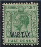 Bahamas SG 96 opt WAR TAX  SC#MR6  MH see details
