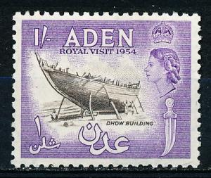 Aden #55 Single MLH