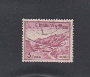 Pakistan Scott #131b Used
