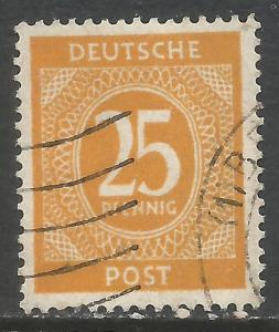 GERMANY 546 VFU N700-2