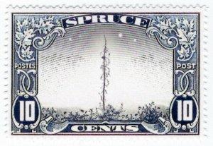 (I.B) Canada Cinderella : Rheostatics 10c (Spruce)