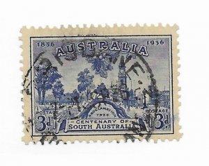 Australia #160 Used - CAT VALUE $3.75