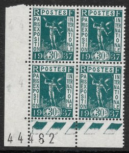 Doyle's_Stamps: MNH French PNB Scott #316** for 1937 Paris Expo