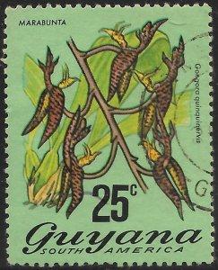 Guyana # 141 Used  [13813]