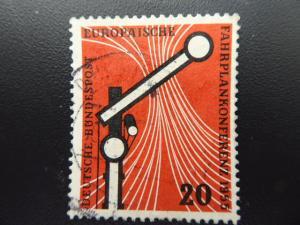 Germany 1955   Sc# 734   CV 2.50         (B#4)