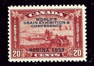 Canada 203 MNH 1933 overprint    (ap1836)
