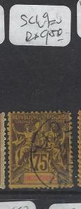 FRENCH INDOCHINA (P0501B)  SC  19   VFU