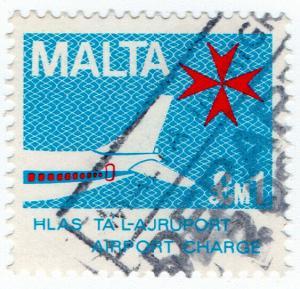 (I.B) Malta Revenue : Airport Charge £1