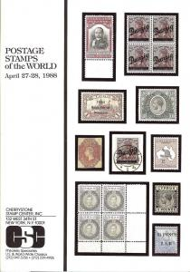 Cherrystone:    Postage Stamps of the World, Cherrystone ...