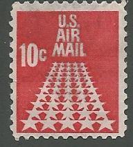 United States Scott C72  MNH