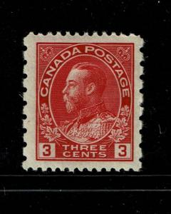 Canada SC# 109, Mint Hinged, small Hinge Remnant - S2671