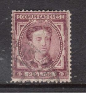 Spain #229 Used