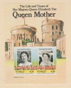 Tuvalu Scott #315 Stamps - Mint NH Souvenir Sheet