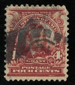 United States, 4c, (3250-Т)