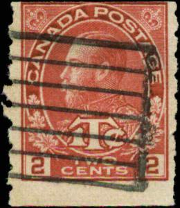 Canada Scott #MR6 Used  Catalogs $10