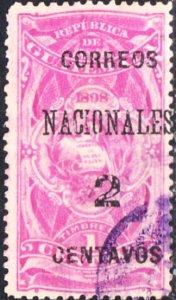 Guatemala #92   USED